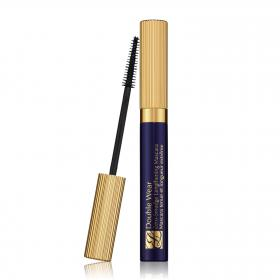 Double Wear Zero-Smudge Lengthening Mascara Black