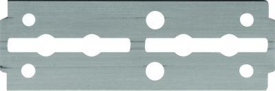 Erbe-Päckchen mit 10 Ersatzklingen cm 7