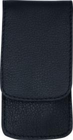 ERBE Manicure-Taschenetui Schwarz 3tlg.