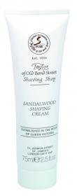 Sandalwood Shaving Cream (Tube)