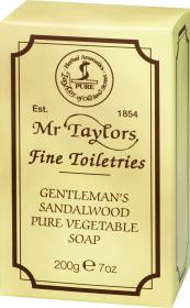 Gentleman`s Sandalwood Soap