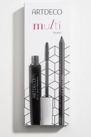 All in One Mascara + Soft Eye Liner Set
