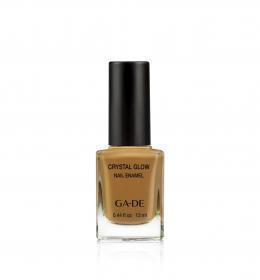 Crystal Glow Nail Enamel - 568 Fancy Amber