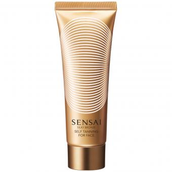 Silky Bronze Self Tanning For Face